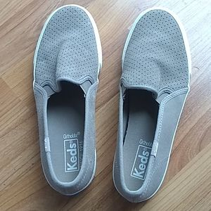 Keds slip on ortholite sneakers